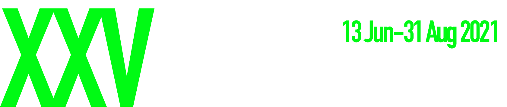 XXV Mänttä Art Festival from 13 June to 31 August 2021